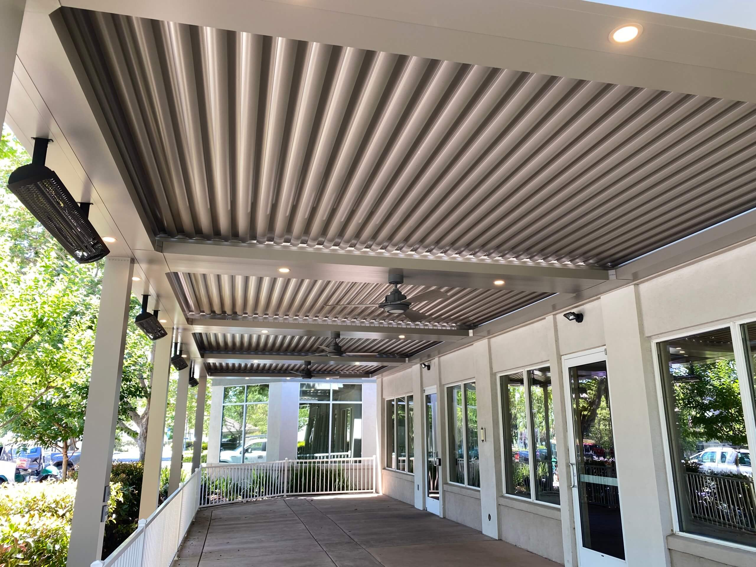 Front Porch System